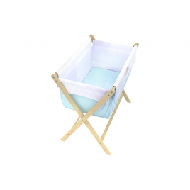 Λίκνο Polini Kids, Cradle 1297 blue