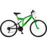 """Ποδήλατο Orient Comfort 20"""" SUSP 151147 Green"""