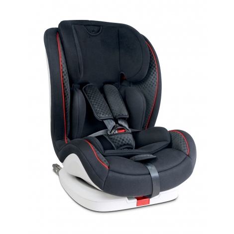 Κάθισμα Αυτοκινήτου MIKO 9-36kg Isofix+Top Tether, YB709A Black/Black