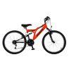 """Ποδήλατο Orient Comfort 20"""" SUSP 151147 Red"""
