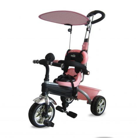 Τρίκυκλο ποδήλατο MIKO KR02 Pink