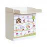Βρεφική Συρταριέρα Polini Kids, Simple natural